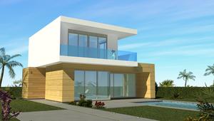3 bedroom Villa for sale in Vista Bella Golf Resort