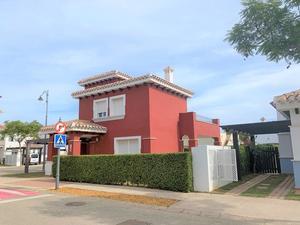 3 bedroom Villa for sale in Mar Menor Golf Resort