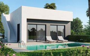 2 bedroom Villa for sale in Condado de Alhama Golf Resort