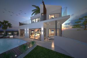 4 bedroom Villa for sale in Lo Romero Golf