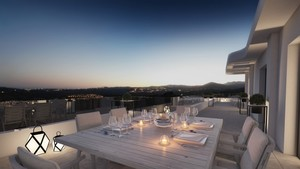 3 bedroom Penthouse for sale in Mijas