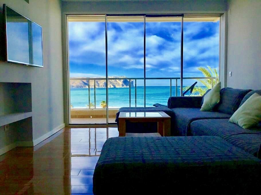 Apartment for winter rental in Javea