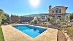 Modern villa for winter rental in Javea, Cansalades