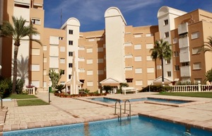 Unfurnished apartment for long term rental in Javea Arenal