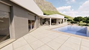 New build villa in Javea, Montgo