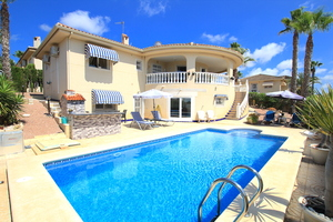 3 bedroom Villa se vende en Benimar