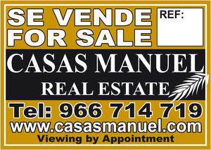 Commercial for sale in Rojales