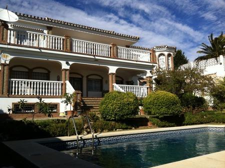Вилла в Малага, площадь 850 м², 10 спален