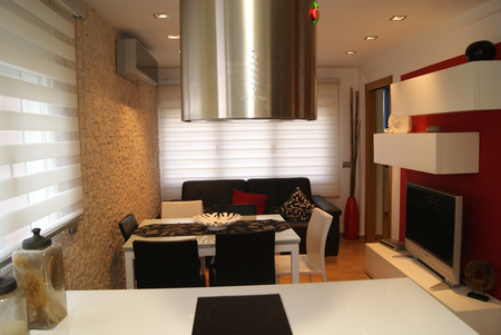 Апартаменты в Аликанте - Коста Бланка, площадь 55 м², 2 спальни