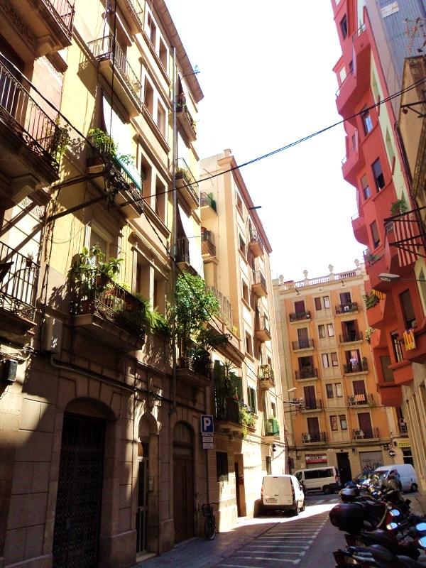 Апартаменты в Барселона, площадь 53 м², 2 спальни