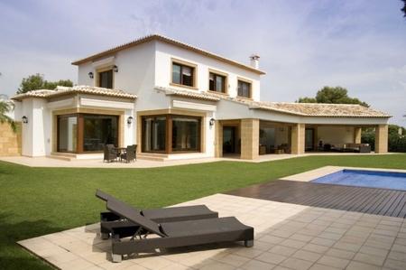 Вилла в Аликанте - Коста Бланка, площадь 440 м², 3 спальни