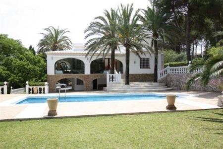 Вилла в Аликанте - Коста Бланка, площадь 600 м², 6 спален