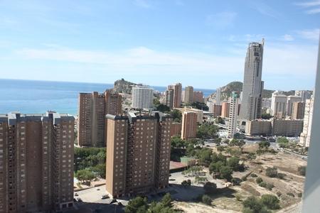Апартаменты в Аликанте - Коста Бланка, площадь 110 м², 2 спальни