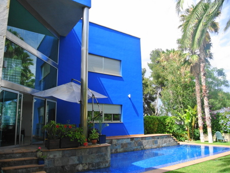 Вилла в Аликанте - Коста Бланка, площадь 577 м², 6 спален