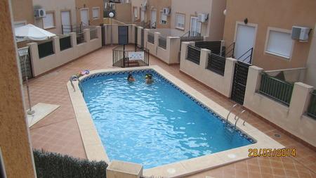 Таунхаус в Аликанте - Коста Бланка, площадь 151 м², 2 спальни