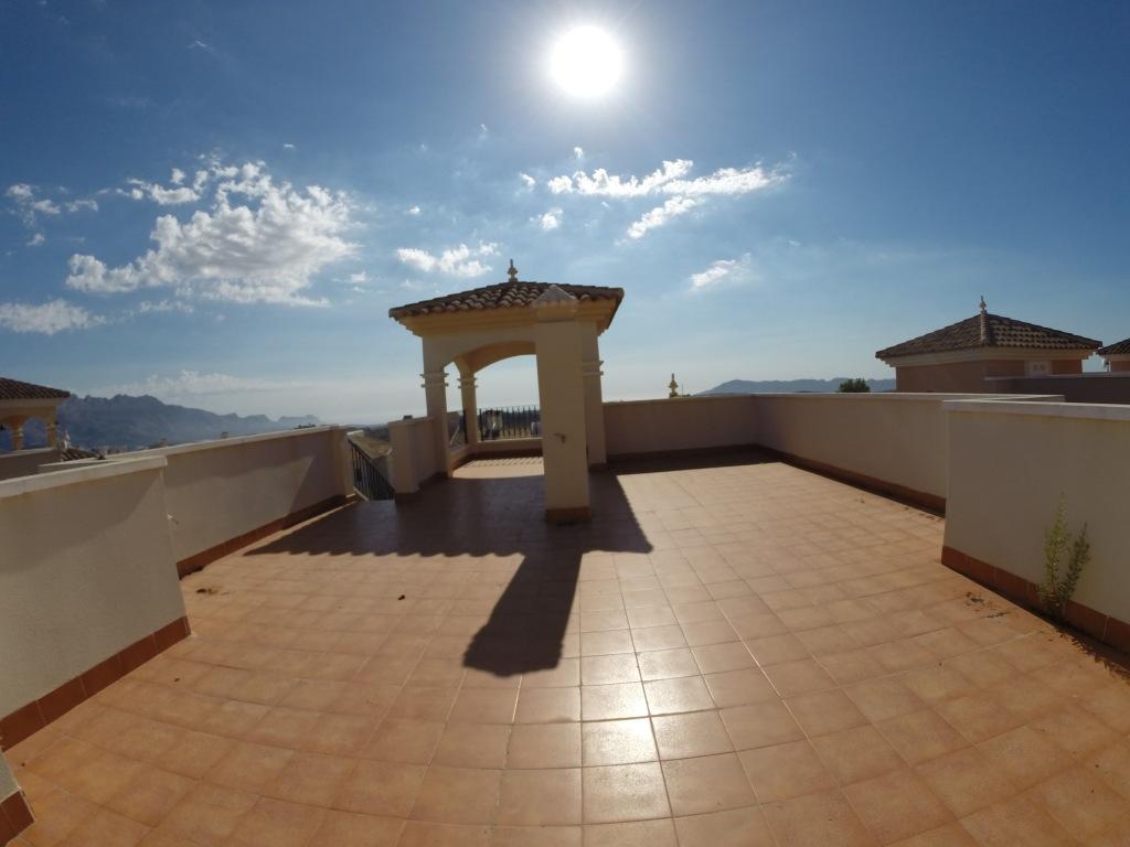 Вилла в Аликанте - Коста Бланка, площадь 128 м², 2 спальни