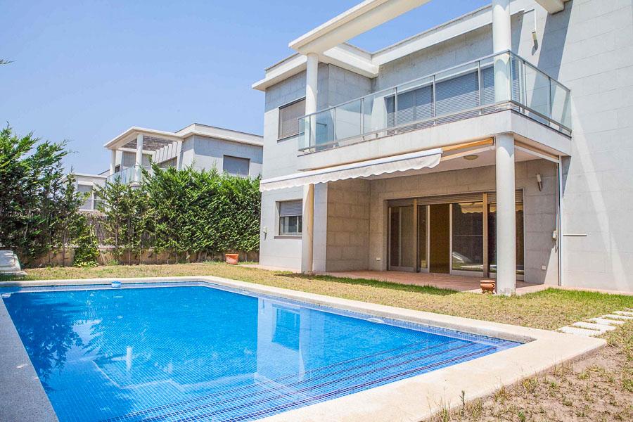 Вилла в Валенсия - Коста дель Азаар, площадь 300 м², 5 спален