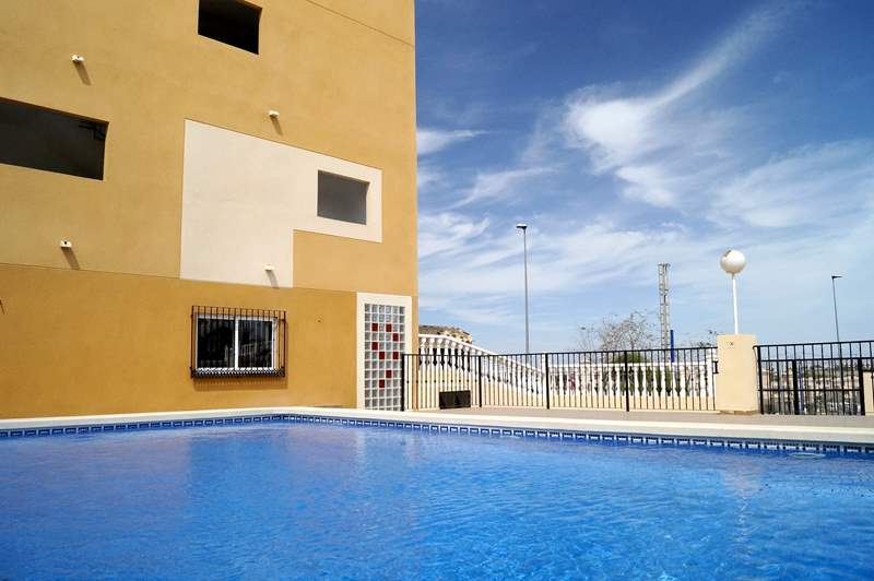 Апартаменты в Аликанте - Коста Бланка, площадь 79 м², 2 спальни