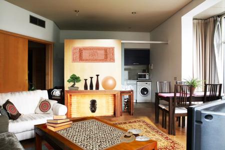 Апартаменты в Барселона, площадь 72 м², 1 спальня
