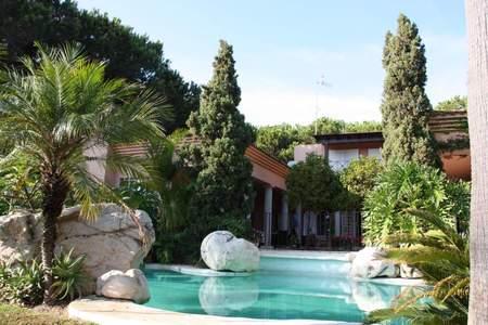 Вилла в Малага, площадь 444 м², 6 спален