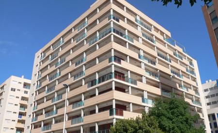 Апартаменты в Аликанте - Коста Бланка, площадь 75 м², 2 спальни