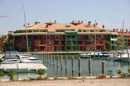 Апартаменты в Кадис, площадь 123 м², 2 спальни