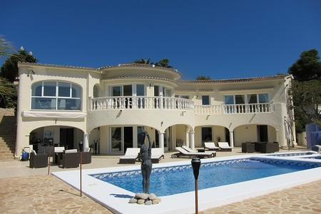 Вилла в Аликанте - Коста Бланка, площадь 440 м², 5 спален