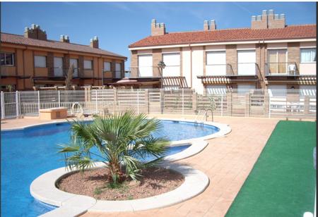 Таунхаус в Таррагона - Коста Дорада, площадь 240 м², 4 спальни