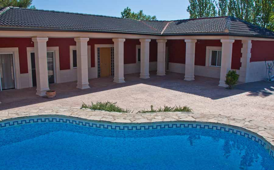Вилла в Валенсия - Коста дель Азаар, площадь 210 м², 3 спальни