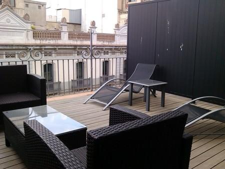 Пентхаус в Барселона, площадь 90 м², 2 спальни