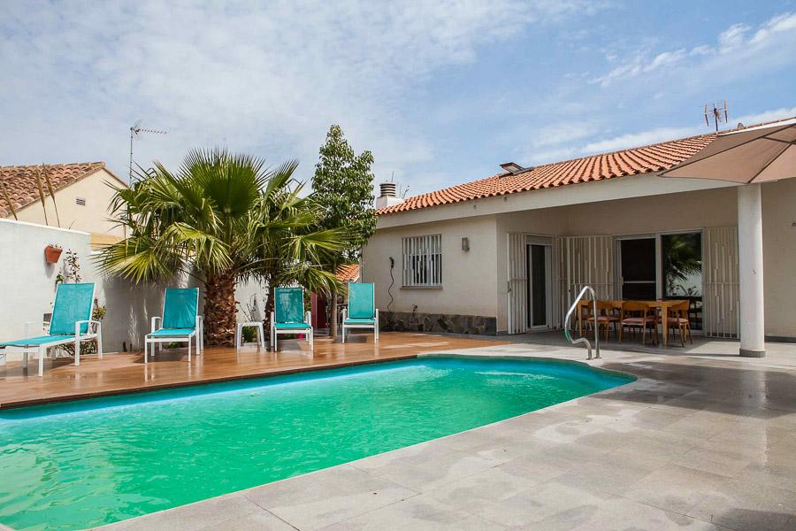 Вилла в Валенсия - Коста дель Азаар, площадь 154 м², 3 спальни