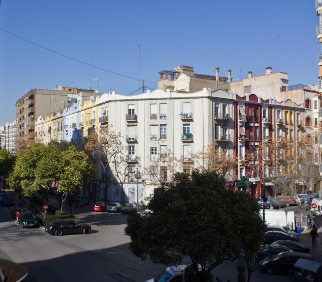 Апартаменты в Валенсия - Коста дель Азаар, площадь 80 м², 2 спальни
