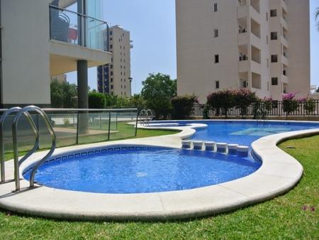 Апартаменты в Аликанте - Коста Бланка, площадь 132 м², 2 спальни