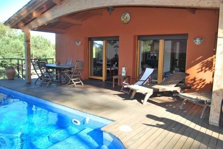 Вилла в Жирона - Коста Брава, площадь 160 м², 3 спальни