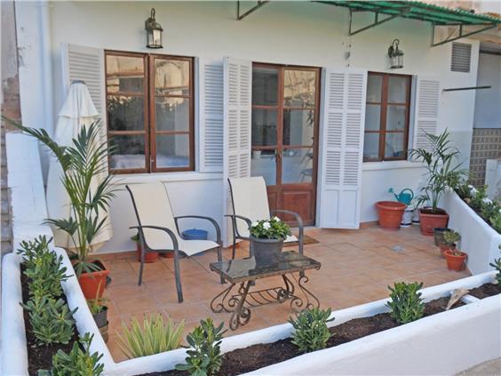 Апартаменты в Майорка, площадь 75 м², 2 спальни