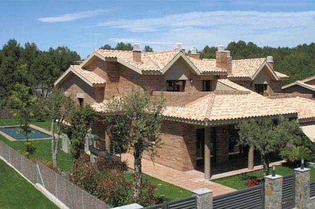 Вилла в Барселона, площадь 270 м², 4 спальни