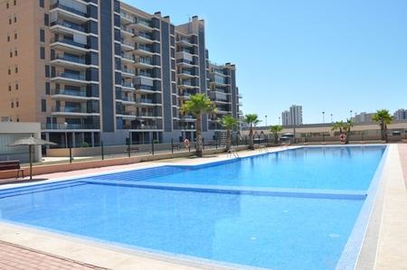 Апартаменты в Аликанте - Коста Бланка, площадь 71 м², 3 спальни