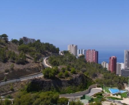 Апартаменты в Аликанте - Коста Бланка, площадь 80 м², 1 спальня