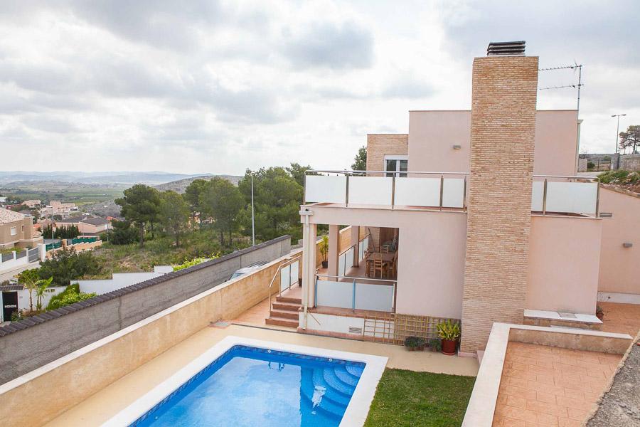 Вилла в Валенсия - Коста дель Азаар, площадь 288 м², 4 спальни