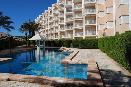 Апартаменты в Аликанте - Коста Бланка, площадь 56 м², 1 спальня