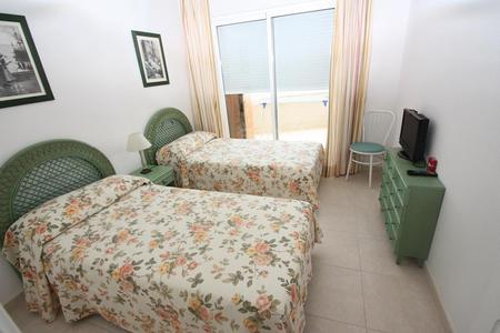 Апартаменты в Аликанте - Коста Бланка, площадь 68 м², 1 спальня