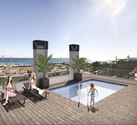 Апартаменты в Барселона, площадь 85 м², 3 спальни