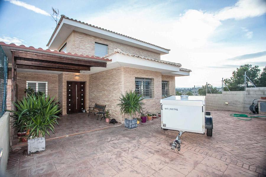 Вилла в Валенсия - Коста дель Азаар, площадь 470 м², 4 спальни