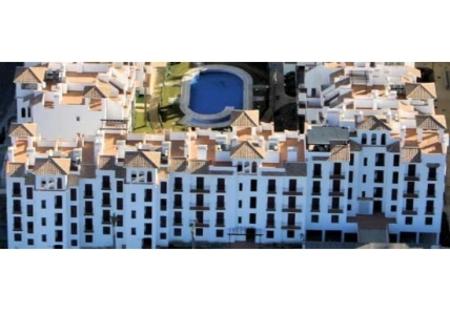 Апартаменты в Альмерия, 3 спальни