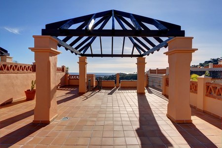 Апартаменты в Малага, 2 спальни