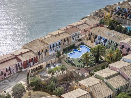 Таунхаус в Аликанте - Коста Бланка, площадь 71 м², 2 спальни