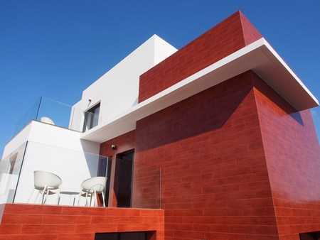 Вилла в Аликанте - Коста Бланка, площадь 185 м², 4 спальни