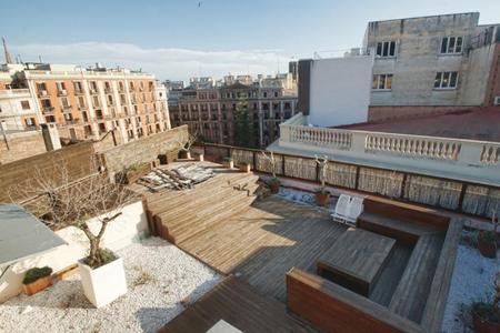 Пентхаус в Барселона, площадь 95 м², 2 спальни