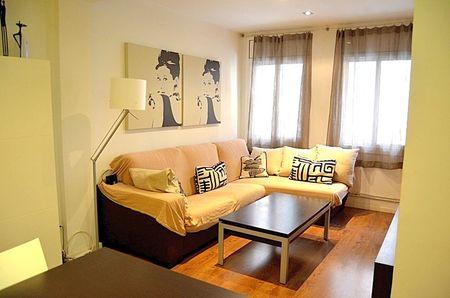 Апартаменты в Барселона, площадь 64 м², 2 спальни