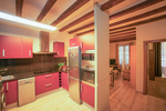 Refurbished Apartment with 3 Double Bedrooms